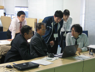 Technical Meeting on Radar Composite Map for Thailand (2)