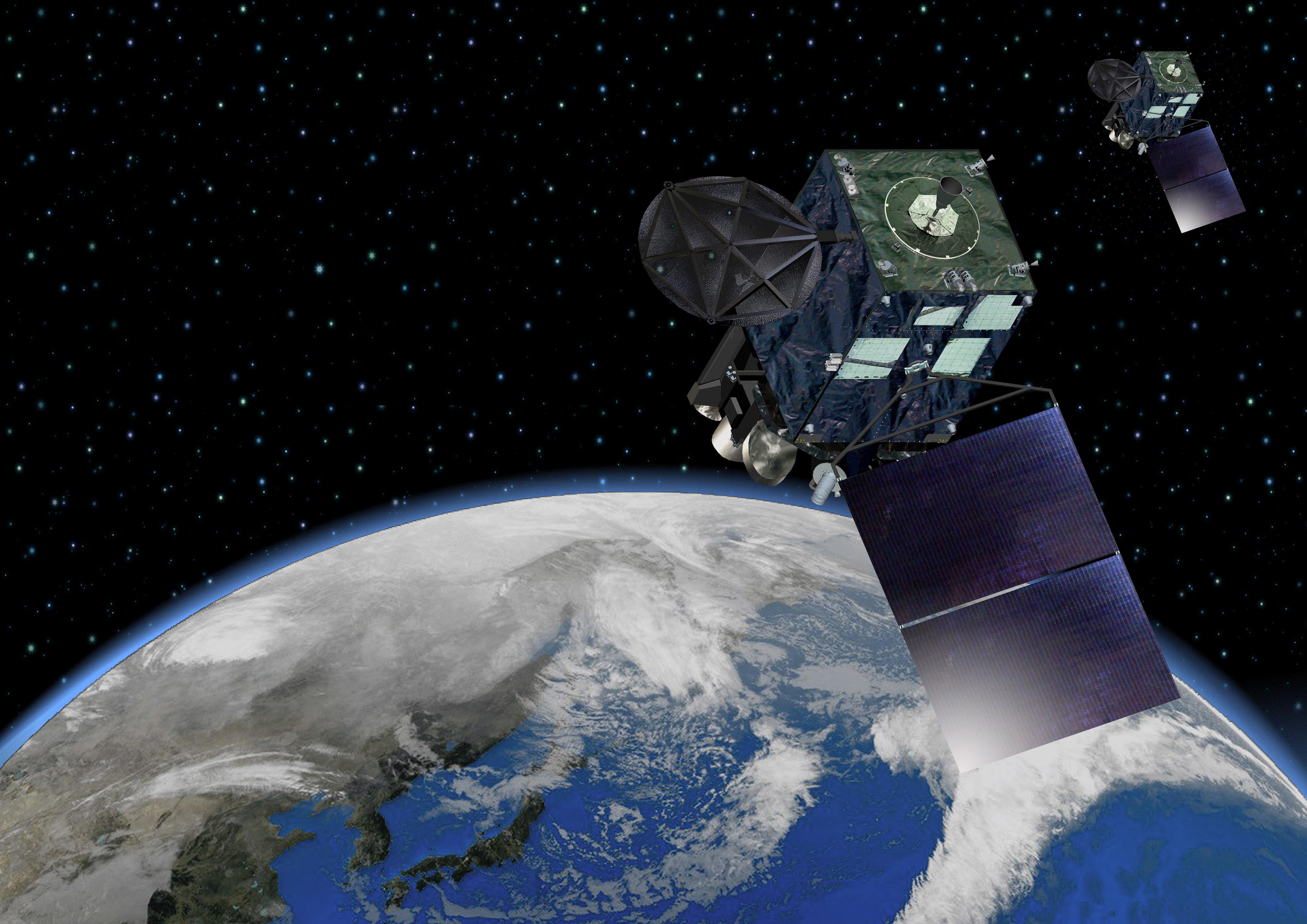 Meteorological Satellites Japan Meteorological Agency Jma