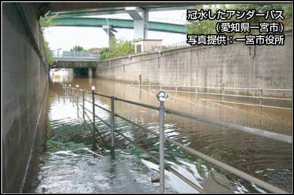 気象庁|浸水害