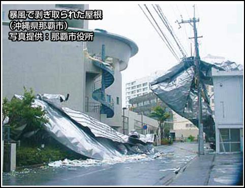 気象庁|暴風による災害