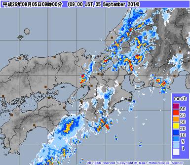 福岡 市 雨雲 レーダー