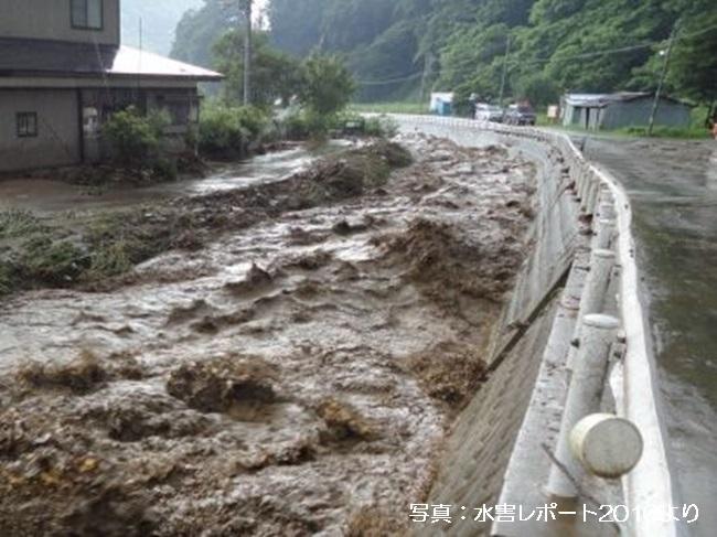 気象庁|「急な大雨」による災害