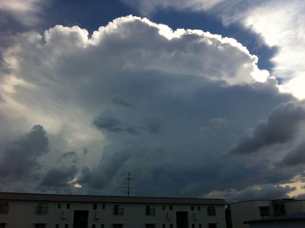 気象庁|急な大雨や雷・竜巻から...